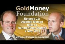 Ronald Stöferle and Alasdair Macleod on German gold