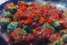 Comidas veggies