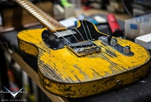 Relic guitars
