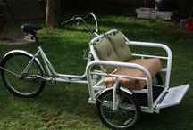 Cycle with a disabled child