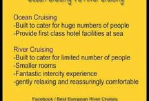 Ocean Cruising VS River Cruising