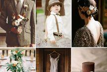 Wedding brown