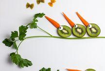Food - Art / by Natalia - missnatch
