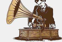 vinyl kill The radio star