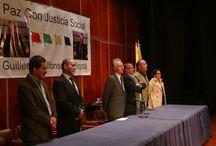 Guillermo Alfonso Jaramillo / Homenaje Personaje Ilustre Líbano Tolima Diciembre 2014