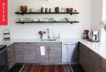 Kitchens / by Theodora Moody