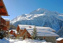 St Foy (France) / The fabulous St Foy - we love it and think it is one of the best, and safest introductions to off-piste skiing with its marked and controlled off-piste ski and snowboard areas