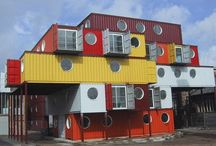 Shipping Container Structures