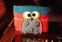 Mis cositas de crochet / Las cosas que voy haciendo poco a poco