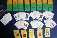 Level 4, Lessons 1-5 Spelling Rules Game / The Level 4, Lessons 1-5 Spelling Rules Game contains 108 cards.  This game provides review of the Spelling Rules taught in Level 4, Lessons 1-5 of the Barton Reading & Spelling System.