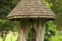 Gnome Houses