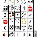 jeu numération maternelle