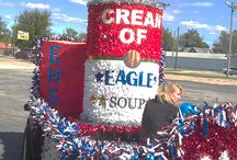 2017 Homecoming Float