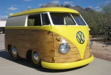 VW buses / Old Buses