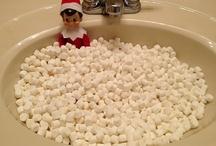 Elf on the shelf / by Pamela Guthrow