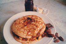 Comida en casa / Fotografías de platillos hechos en casa fotografiados con iPhone.