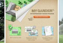 Kert, kertberendezés