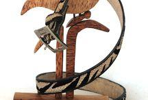 Riemen Thamani Fashion / Exclusieve riemen gemaakt in Tanzania