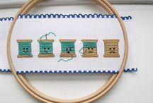 Stitching stitch