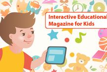 Educational applications for kids / #apps #Android #iOs #Windows8 #WIndowsPhone #education #kids
