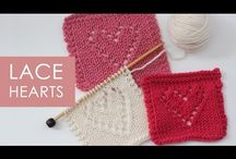 heart lace video
