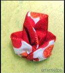 tulipan origami muy facil