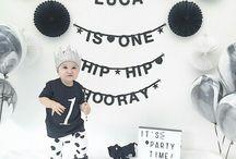 Birthday Luá / Party stuf
