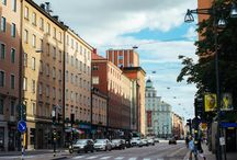 City Guide Stockholm / by Céline