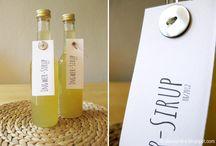 Getränke / Ingwer Sirup