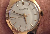 Des montres...