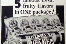Vintage Ads: (Mostly) Mad-Men Approved / I love vintage ads, especially those about food.