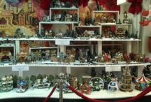 Natale 2015 / Si accendono le luci del Natale... villaggio Lemax, presepe napoletano, decorazioni e tante idee meravigliose per le vostre feste https://shop.vertecchi.com