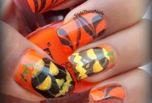 StyleThoseNails- Halloween Nails