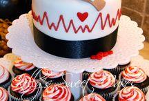 cakes / by Joyce Stockdale Mayer