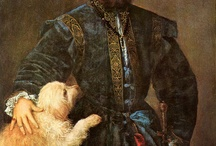 Dogs and their masters in art (16th-17th century) & Artetcetera