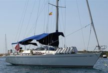 1994 Nautor Swan 44 'EPSILON CYGNI' for sale
