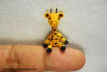 Everything Mini! / I have an obsession with tiny, cute things. I have issues, I know.... But some of the cutest stuff I've found!  / by Catania Johnson
