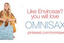 Omnisax / Eco-bags for the fashion conscious. www.omisax.com