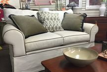 Living Room / From sofas to side tables, pillows to throws, we have everything to make your house a home!