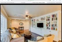 Built in for living room