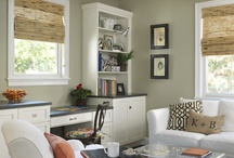 Den and cozy nook ideas / Ideas and Inspirations for those extra spaces.
