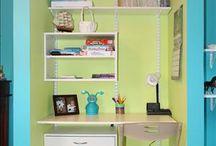 Organizing Study Spaces
