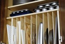 Kitchen Storage Ideas / by Rachel Rosen