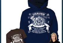 Walhalla - Shop / Tolle T-Shirts, Hoodies,Jacken, Tassen und Tank-Tops mit Designs zum Thema Wikinger. Hier geht es zum Walhalla-Shop: http://walhalla.shirtee.de/