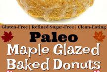 GF Paleo favorits donuts