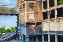 Ruins, doors
