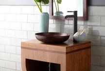Bathroom Vanities & Storage