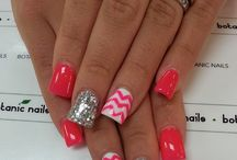 Nails / by Holly Blanks-Dillenbeck