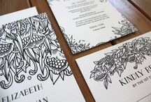 Wedding Invite Inspo