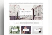 Website: Lifestyle inspo